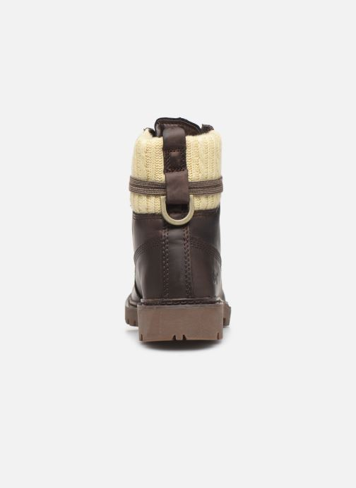 Ankle boots Caterpillar Informer Informer Black view from the right
