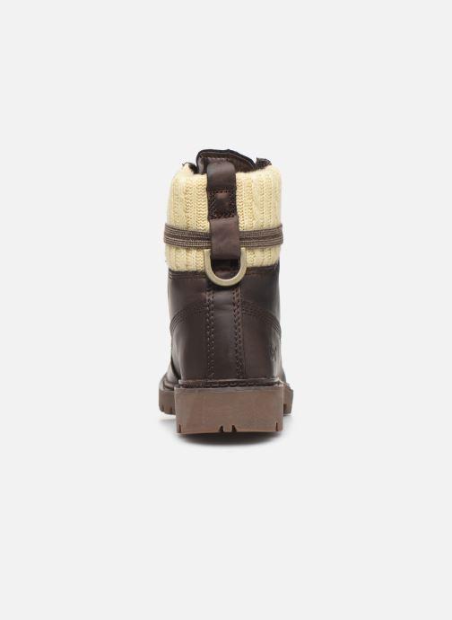 Bottines et boots Caterpillar Informer Informer Noir vue droite