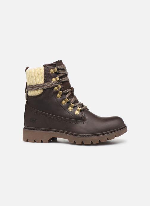 Bottines et boots Caterpillar Informer Informer Noir vue derrière