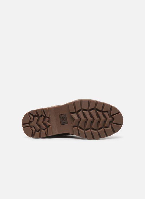 Bottines et boots Caterpillar Informer Informer Noir vue haut