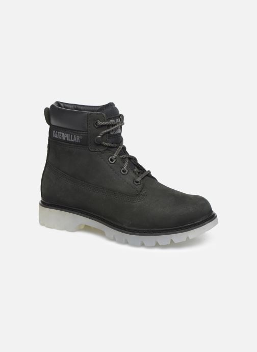 Ankle boots Caterpillar Lyric Black detailed view/ Pair view