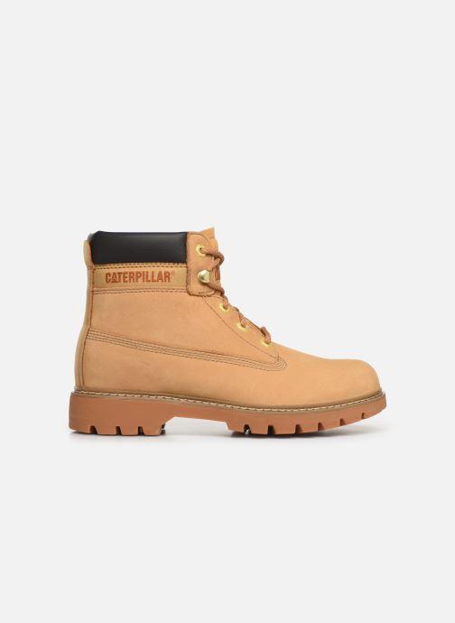 Bottines et boots Caterpillar Lyric Beige vue derrière