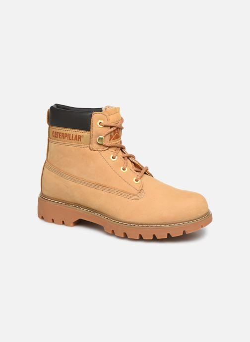 Bottines et boots Caterpillar Lyric Beige vue détail/paire