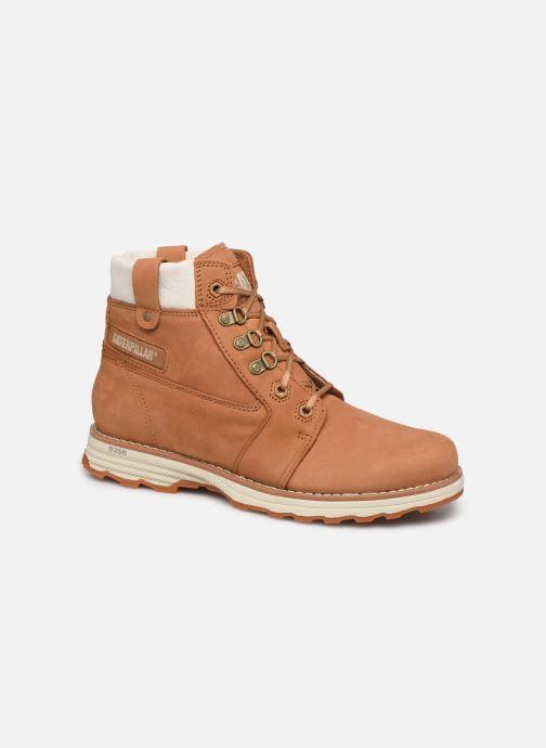 Bottines et boots Caterpillar Charli Marron vue détail/paire