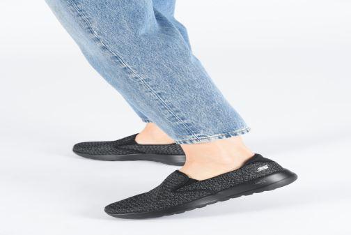 Sneakers Skechers Go Walk Joy Zwart onder