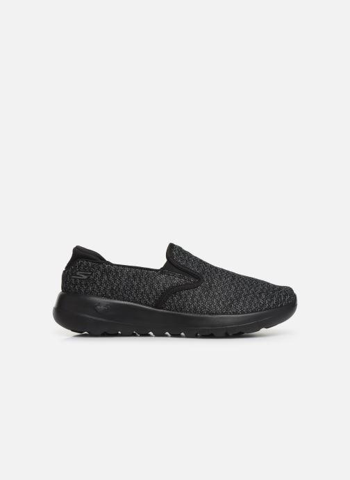 Sneakers Skechers Go Walk Joy Zwart achterkant