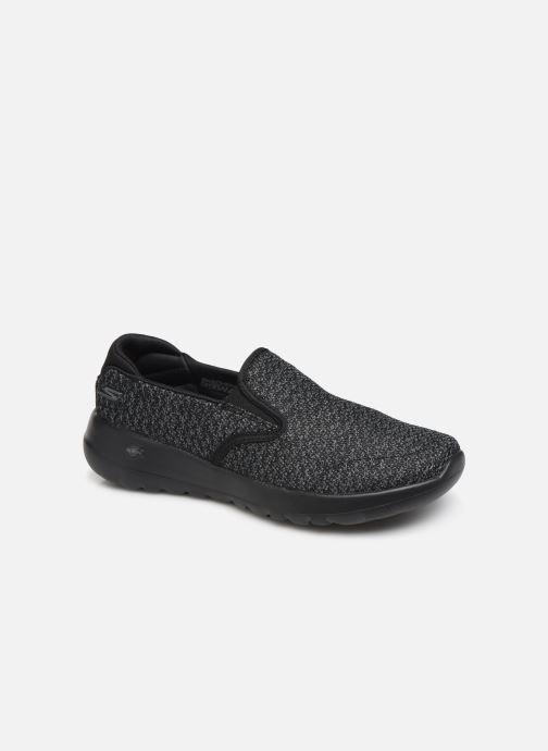 Sneakers Skechers Go Walk Joy Zwart detail