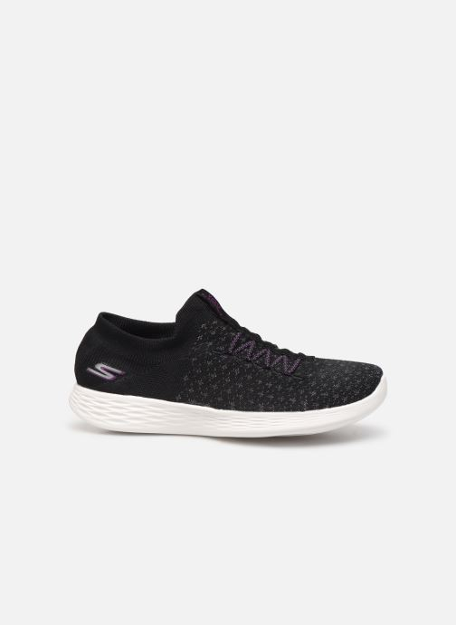 Deportivas Skechers You Define - Beauty Negro vistra trasera