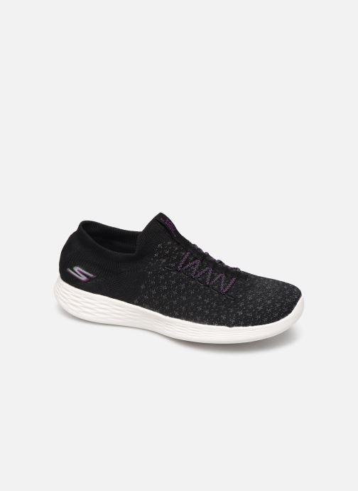 Deportivas Skechers You Define - Beauty Negro vista de detalle / par