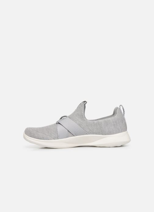 Trainers Skechers Serene/Poised Grey front view