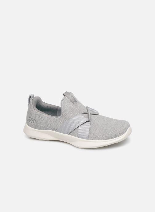 Sneakers Skechers Serene/Poised Grå detaljeret billede af skoene