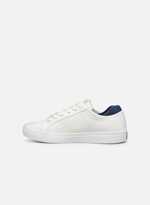 Baskets Skechers Side Street- Exi Blanc vue face
