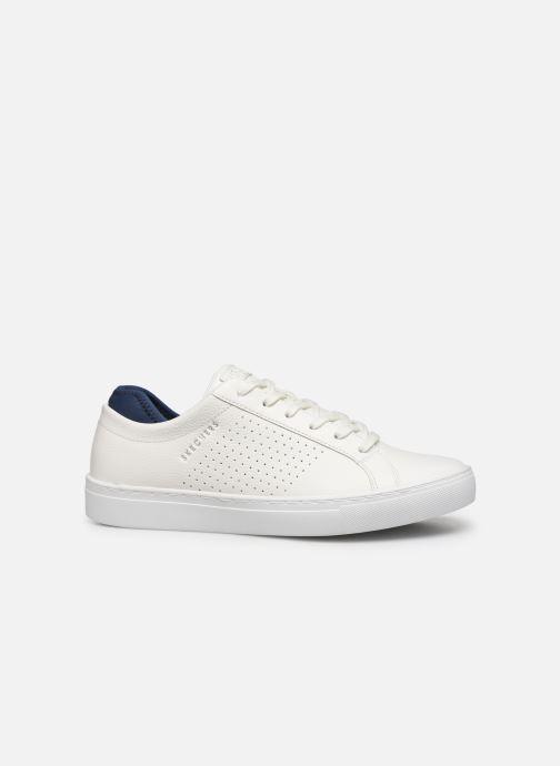 Baskets Skechers Side Street- Exi Blanc vue derrière