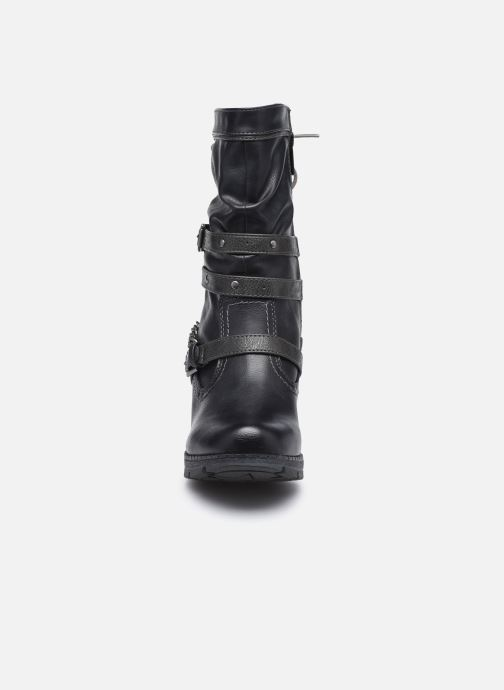 Boots en enkellaarsjes Mustang shoes Vamon Blauw model