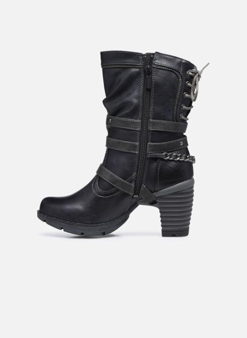 Bottines et boots Mustang shoes Vamon Bleu vue face