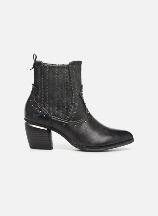 Boots en enkellaarsjes Mustang shoes Clairis Grijs achterkant