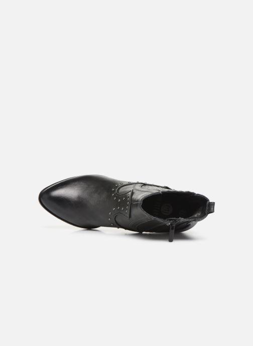 Boots en enkellaarsjes Mustang shoes Clairis Grijs links