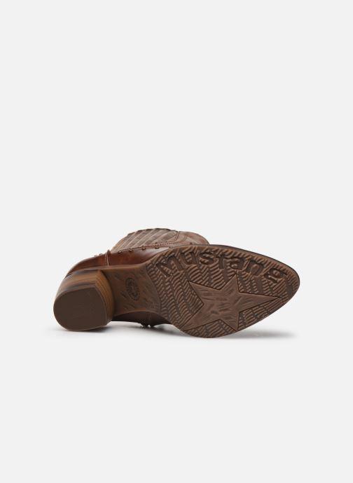 Ankelstøvler Mustang shoes Clairis Brun se foroven