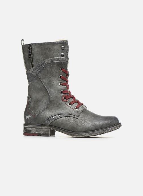 Bottines et boots Mustang shoes Imaben Gris vue derrière