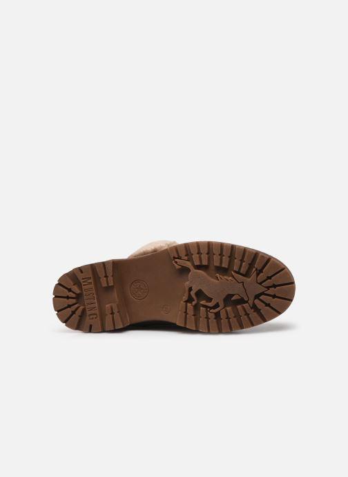 Stiefeletten & Boots Mustang shoes Célya grau ansicht von oben