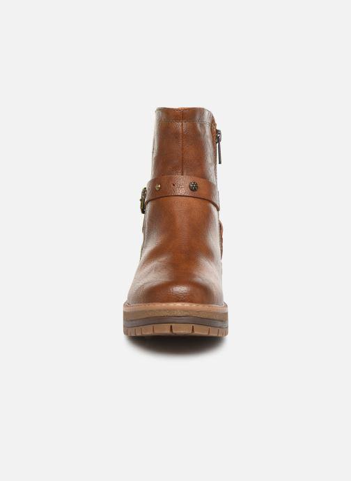 Ankelstøvler Mustang shoes Chaïm Brun se skoene på