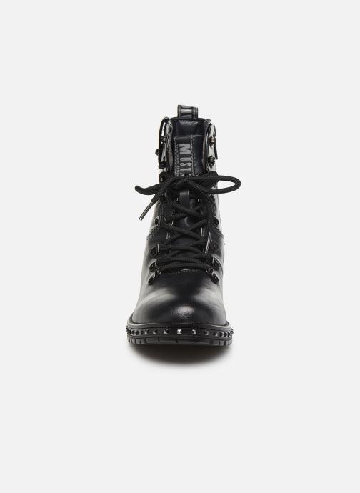 Bottines et boots Mustang shoes Haïcé Noir vue portées chaussures