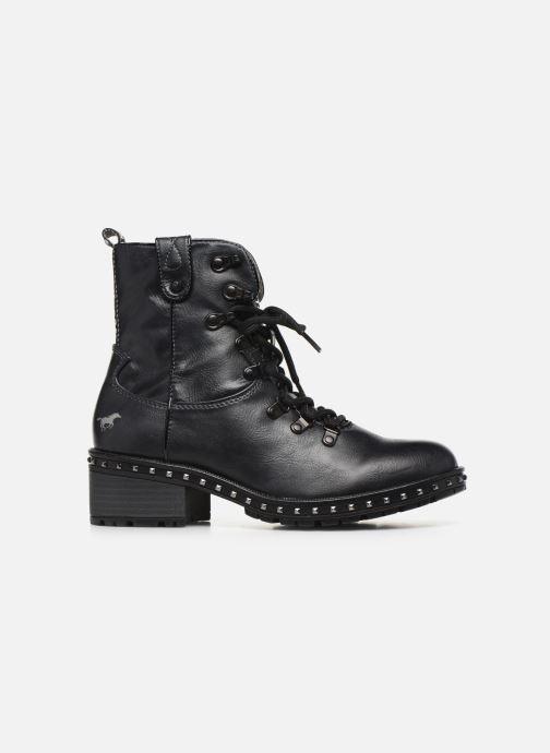 Bottines et boots Mustang shoes Haïcé Noir vue derrière