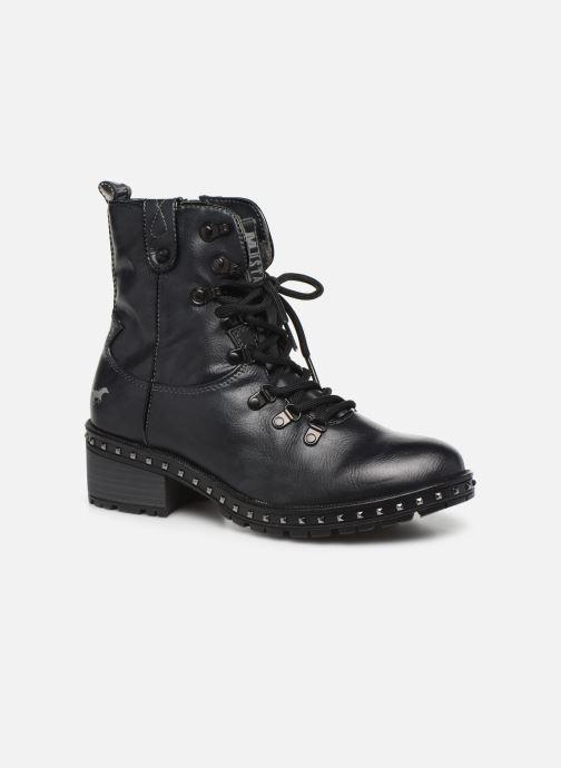 Bottines et boots Mustang shoes Haïcé Noir vue détail/paire