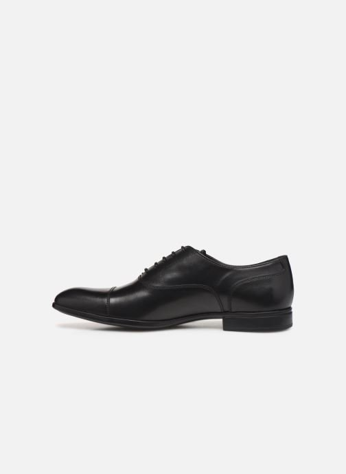 Lace-up shoes Sturlini OVIEDO 6451 Black front view