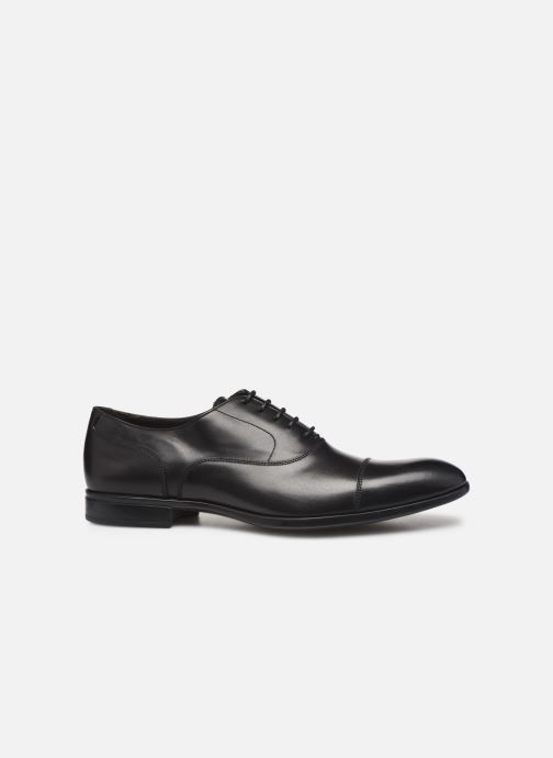 Lace-up shoes Sturlini OVIEDO 6451 Black back view
