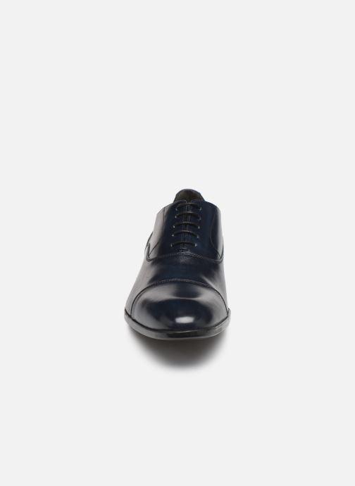Chaussures à lacets Sturlini OVIEDO 6451 Bleu vue portées chaussures