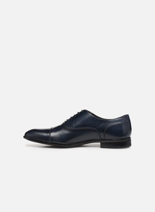 Lace-up shoes Sturlini OVIEDO 6451 Blue front view