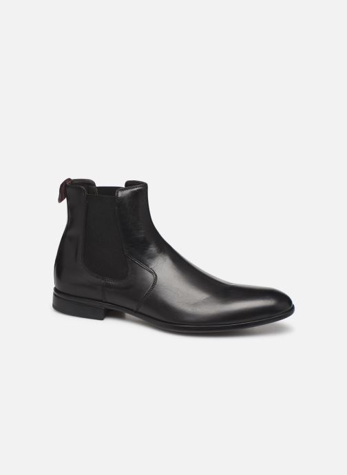 Ankle boots Sturlini OVIEDO 6454 Black detailed view/ Pair view