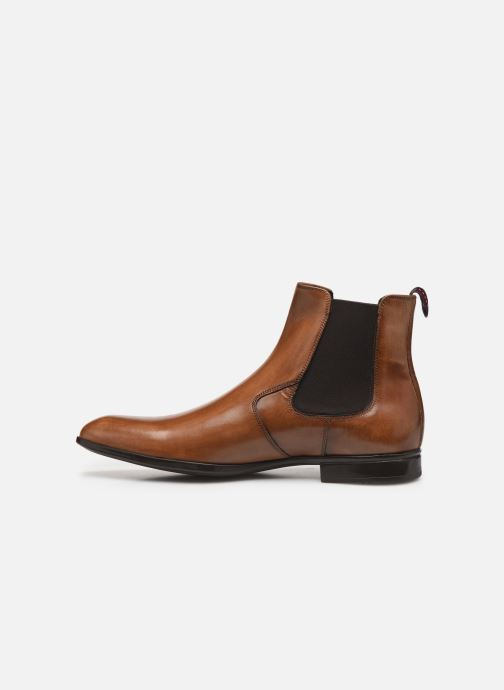 Ankle boots Sturlini OVIEDO 6454 Brown front view