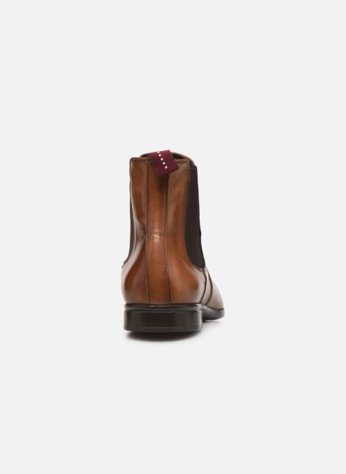 Ankle boots Sturlini OVIEDO 6454 Brown view from the right