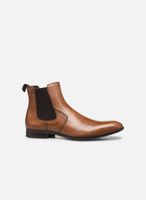 Ankle boots Sturlini OVIEDO 6454 Brown back view