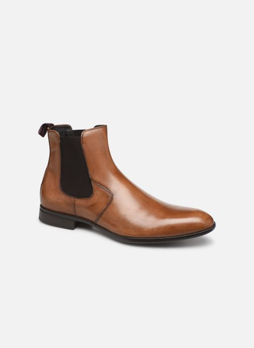 Ankle boots Sturlini OVIEDO 6454 Brown detailed view/ Pair view