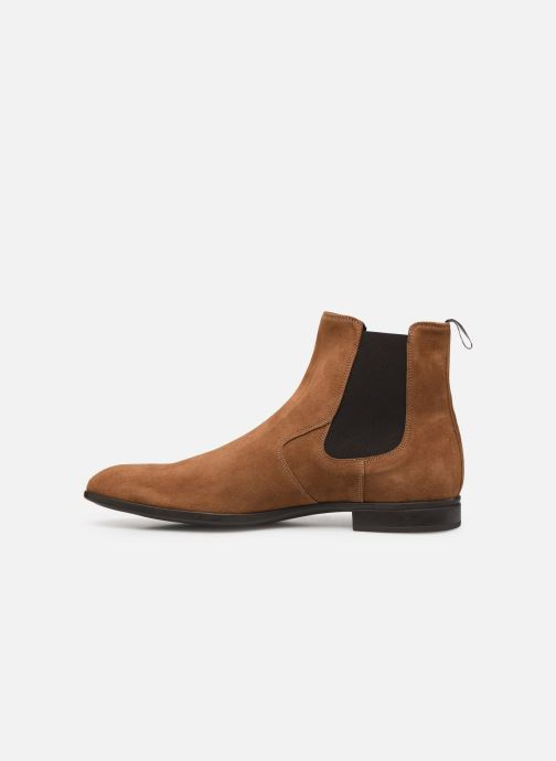 Ankle boots Sturlini CROSTA 6454 Brown front view
