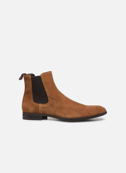 Ankle boots Sturlini CROSTA 6454 Brown back view