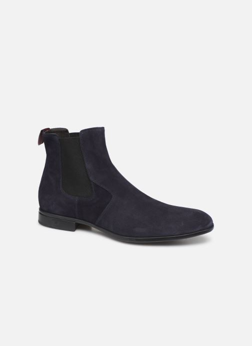 Ankle boots Sturlini CROSTA 6454 Blue detailed view/ Pair view