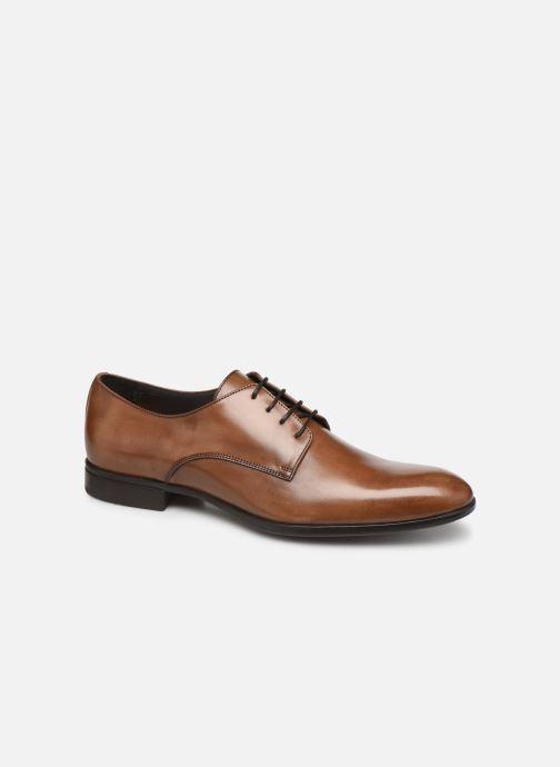 Chaussures à lacets Sturlini OVIEDO 6450 Marron vue détail/paire