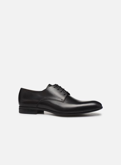 Lace-up shoes Sturlini OVIEDO 6450 Black back view