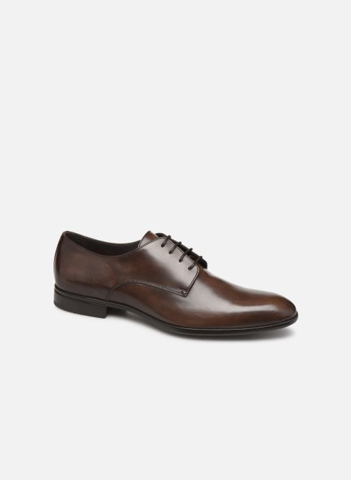Lace-up shoes Sturlini OVIEDO 6450 Brown detailed view/ Pair view