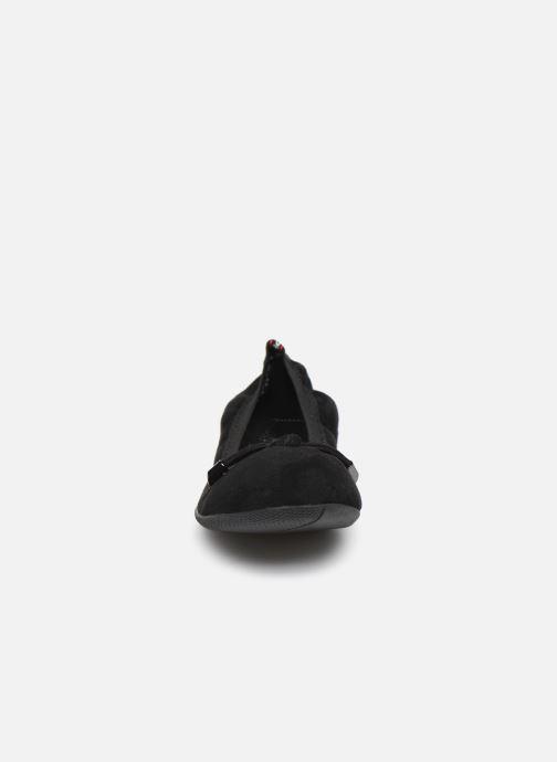 Ballerines LPB /LES PETITES BOMBES AVA Noir vue portées chaussures