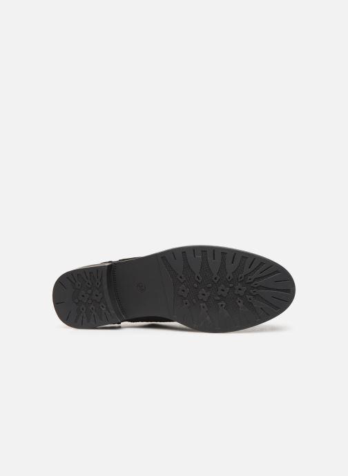 Lace-up shoes LPB /LES PETITES BOMBES PATRICK Black view from above