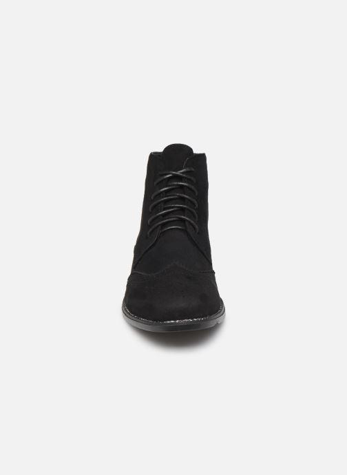 Bottines et boots LPB -LES PETITES BOMBES LEON Noir vue portées chaussures