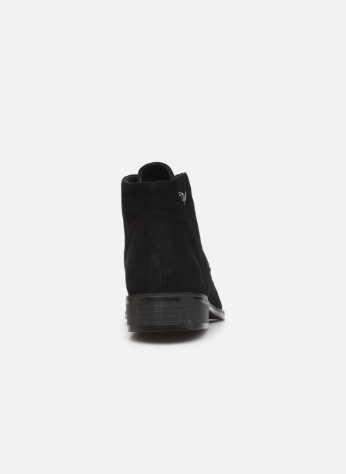 Boots en enkellaarsjes LPB -LES PETITES BOMBES LEON Zwart rechts