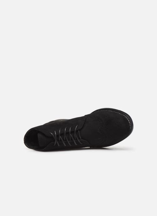 Boots en enkellaarsjes LPB -LES PETITES BOMBES LEON Zwart links