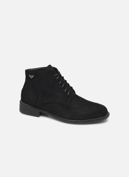 Boots en enkellaarsjes LPB -LES PETITES BOMBES LEON Zwart detail