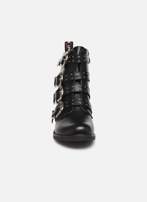 Boots en enkellaarsjes LPB /LES PETITES BOMBES QUADRI Zwart model